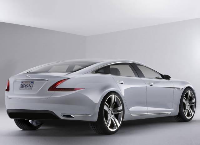 Jaguar XS Sedan