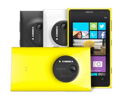 Mircosoft Lumia 1020