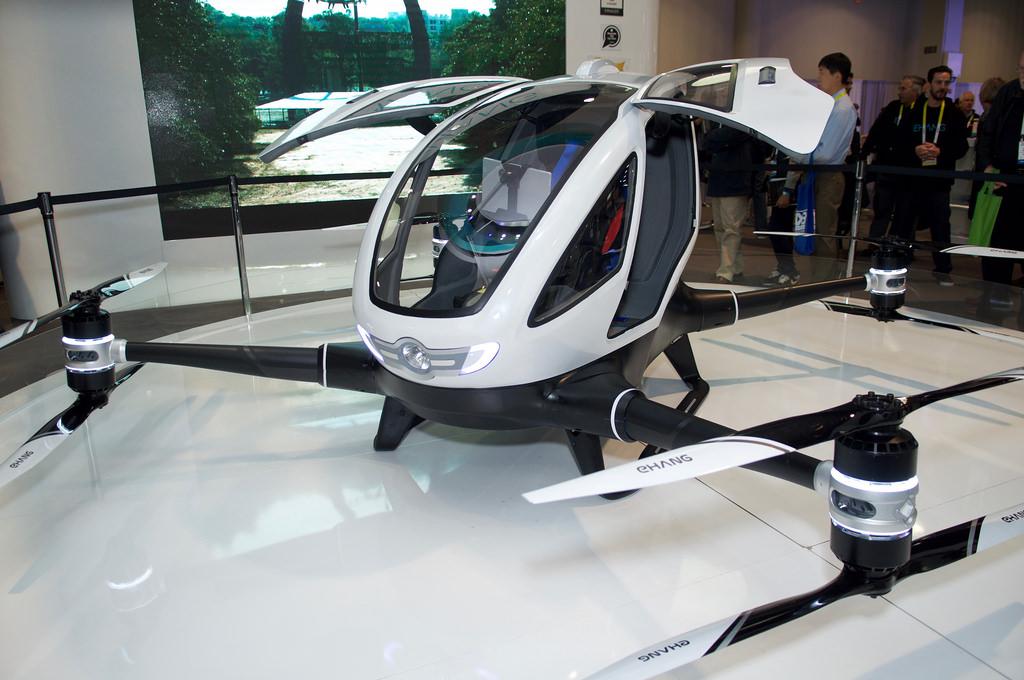 The EHang-184